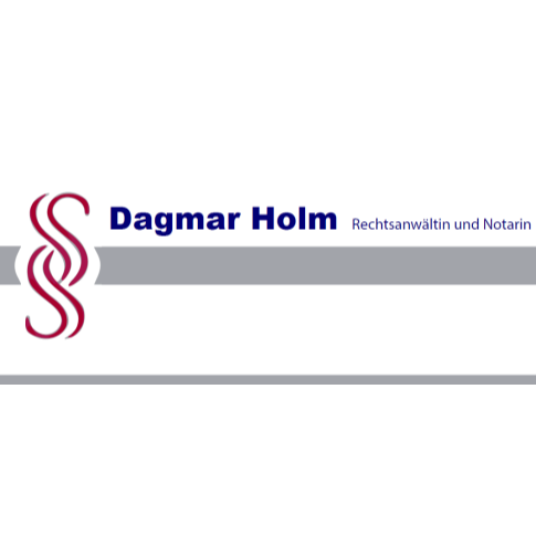 Dagmar Holm Rechtsanwältin und Notarin