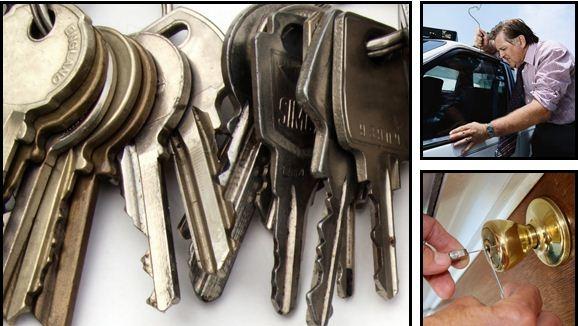 Toms Lock & Key