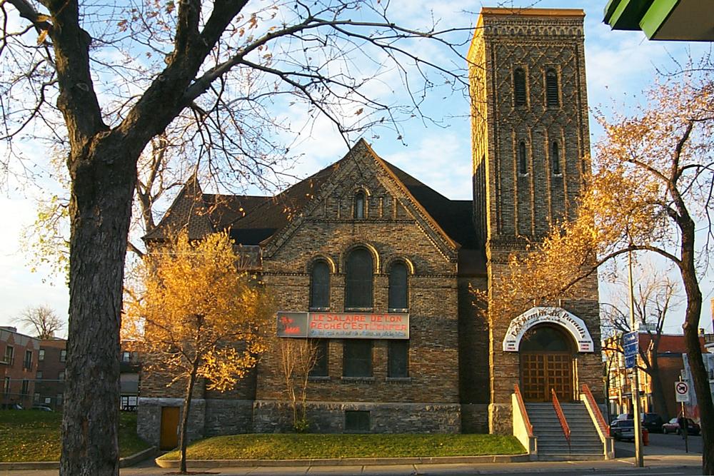 Église Le Chemin du Paradis à Montréal: Miracle Temple Montreal