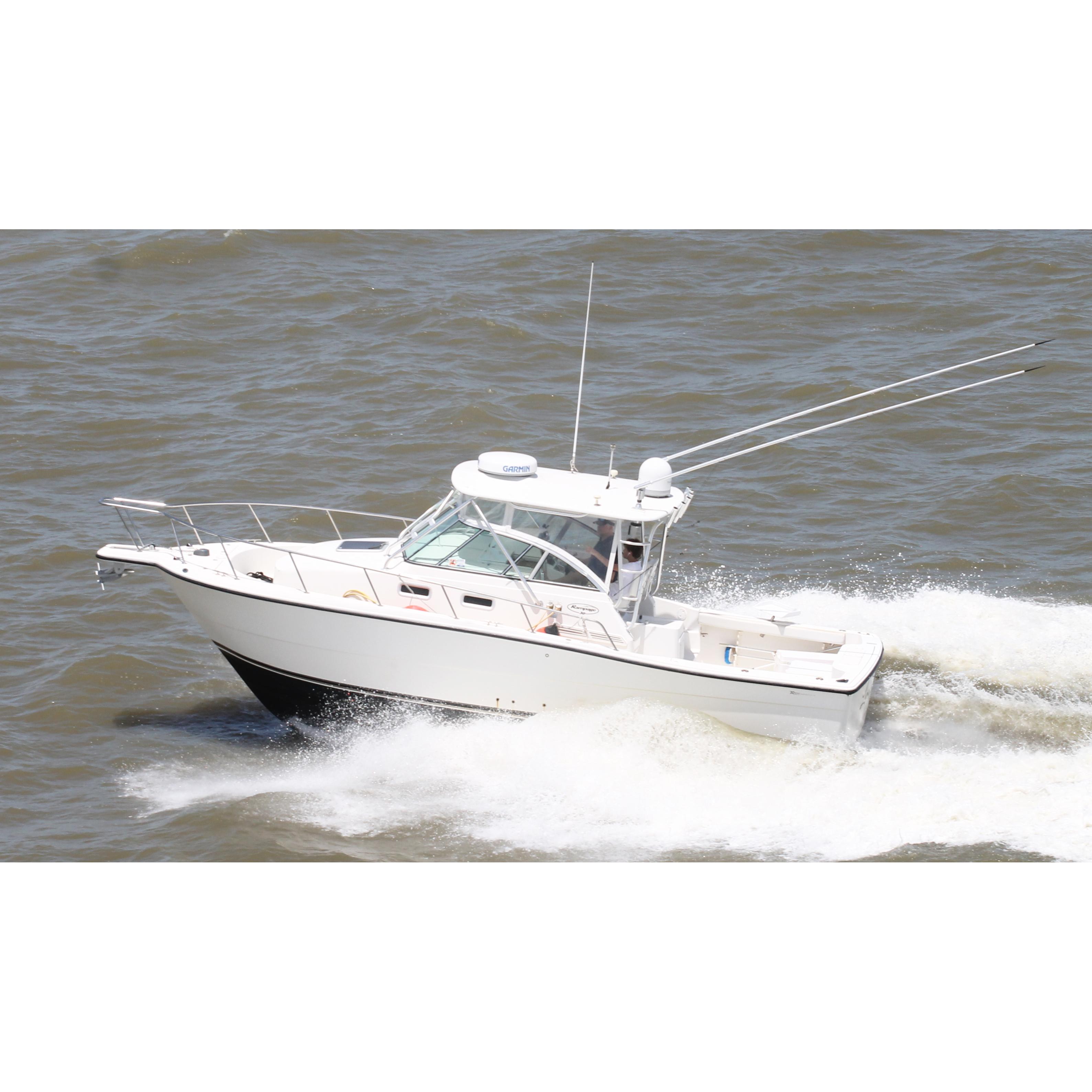 A Salt Weapon Fishing Charters Galveston TX