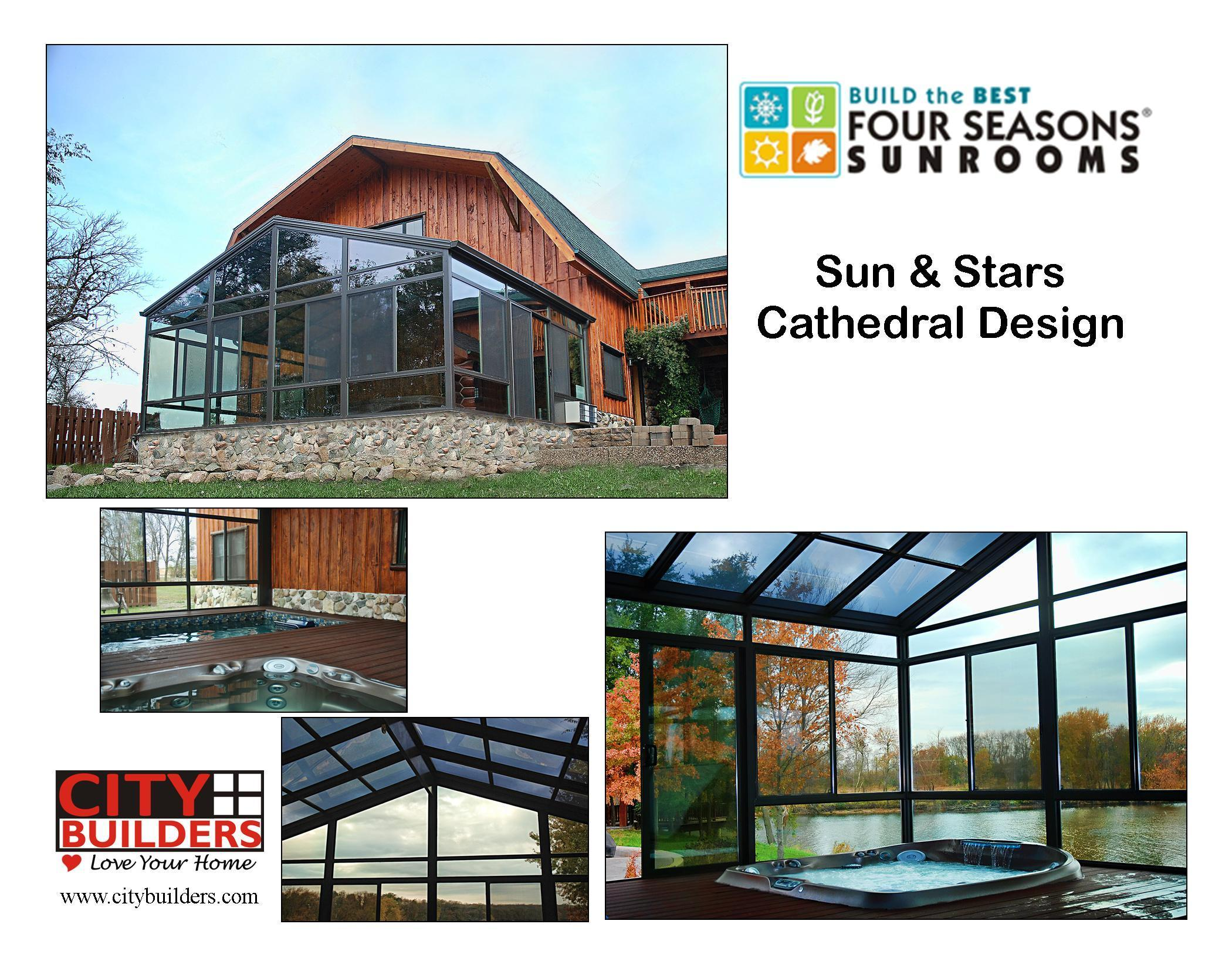 Four Seasons Sunrooms In Des Moines Ia 50311