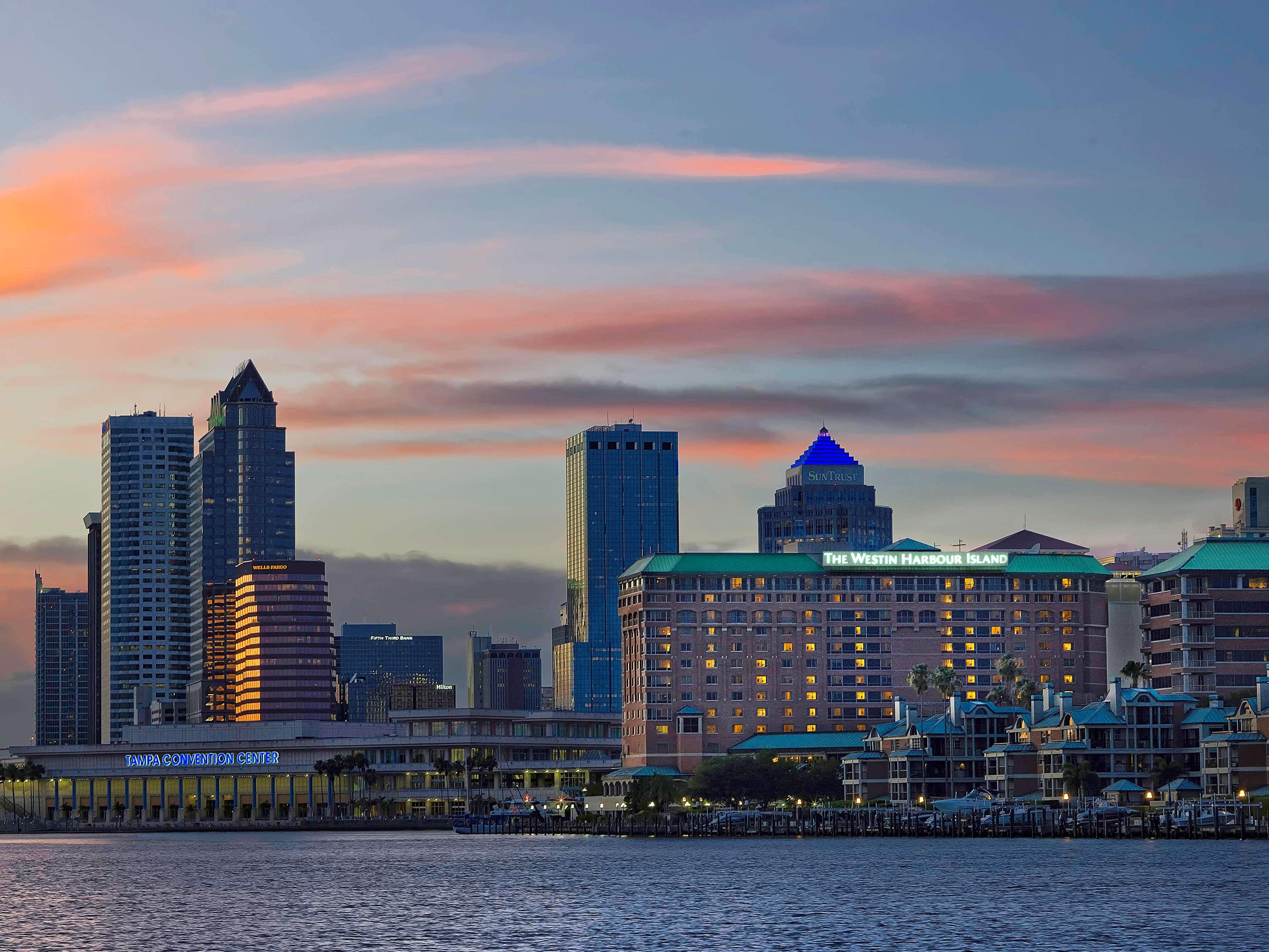 National Car Rental Tampa Westin