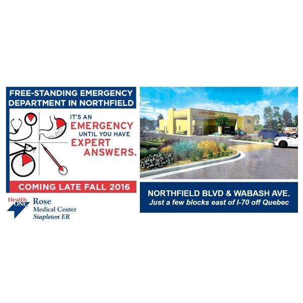 Rose Stapleton ER - Denver, CO - Emergency Medicine