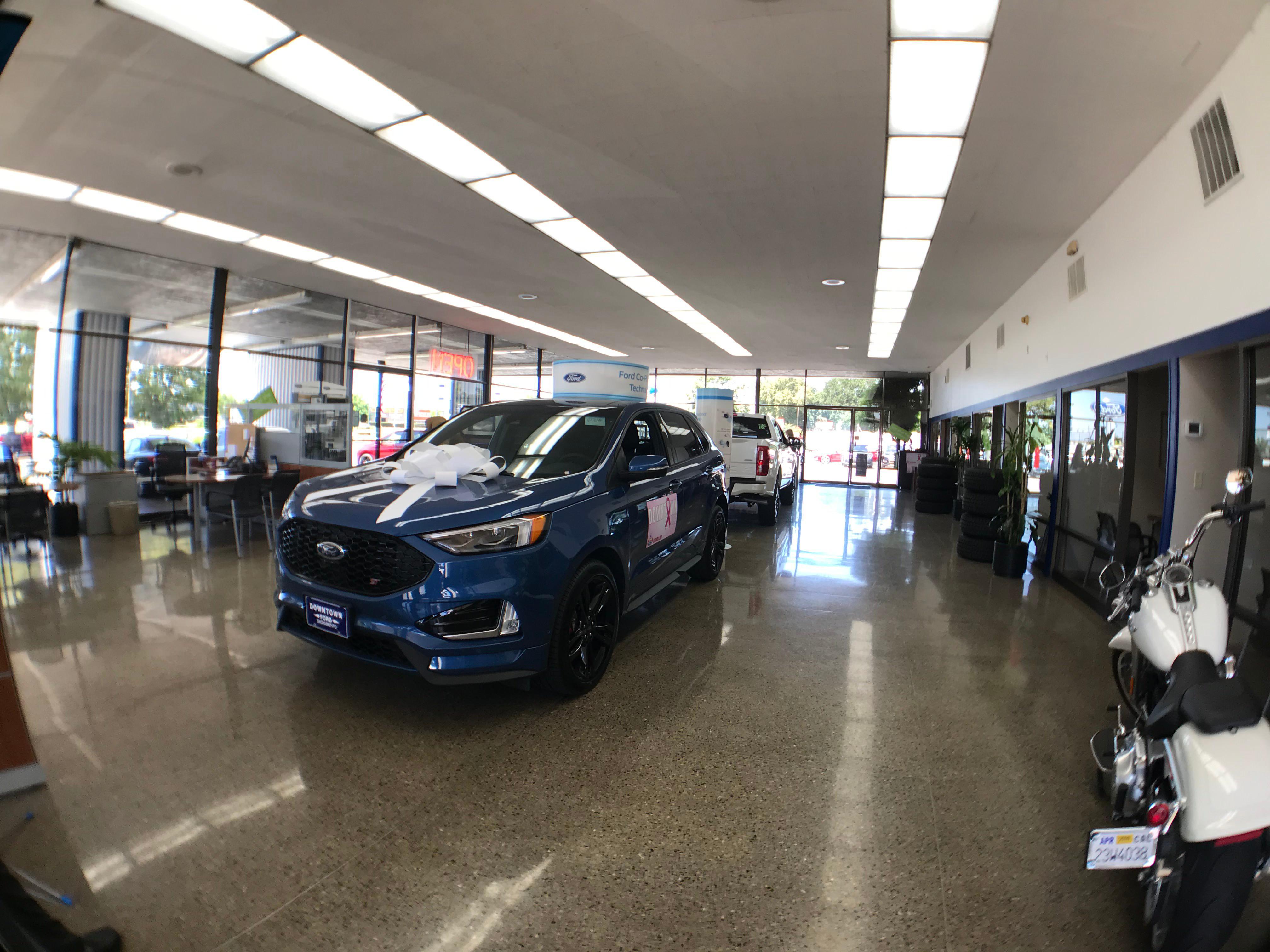 Downtown Ford Sales Sacramento California Ca