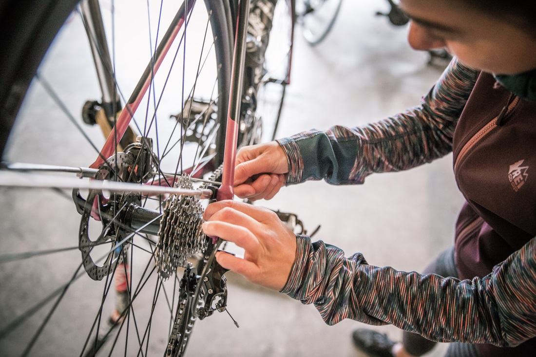 Bike Chains and Derailleurs Workshop