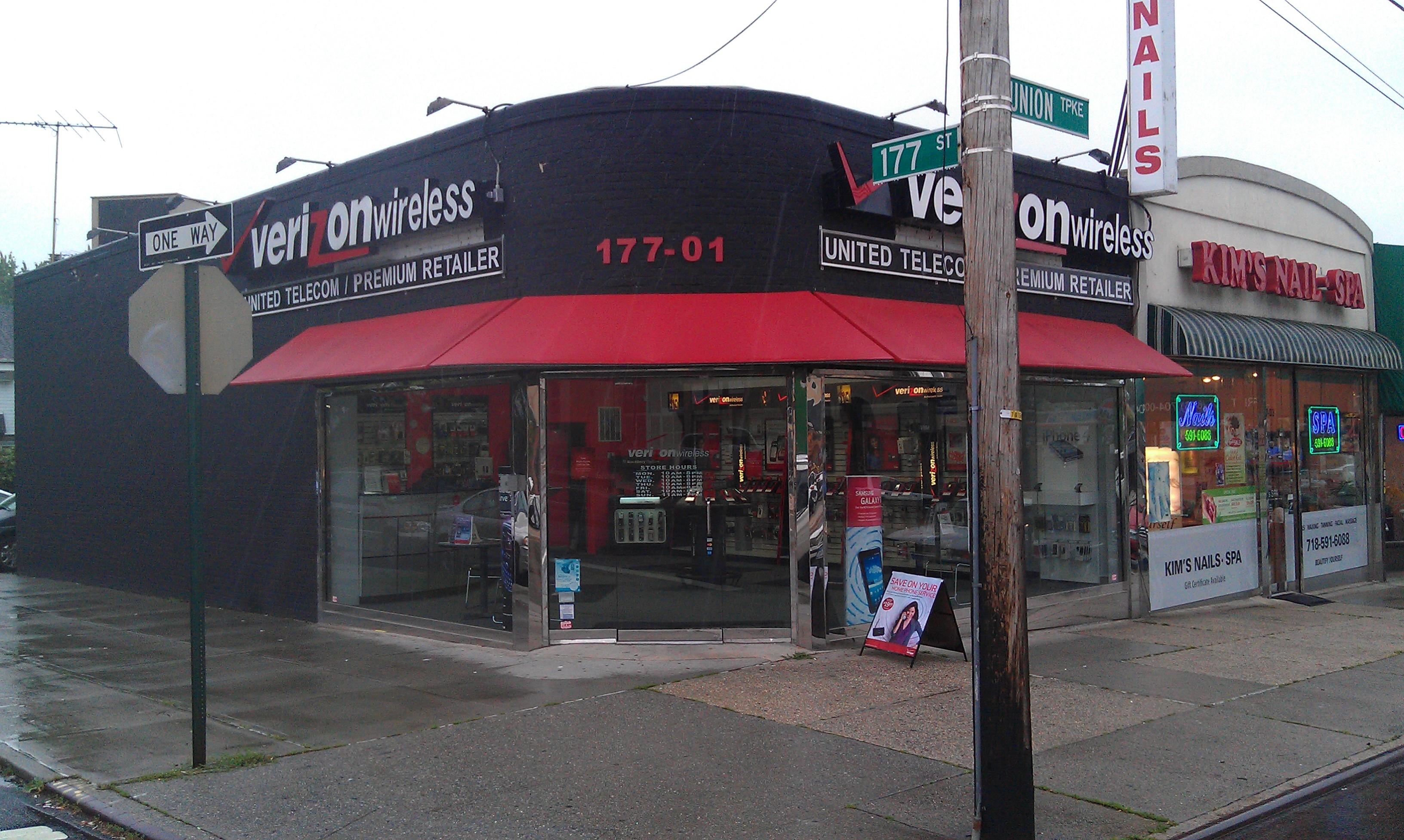 Verizon Wireless Queens 17701 Union Tpke Fresh Meadows Ny