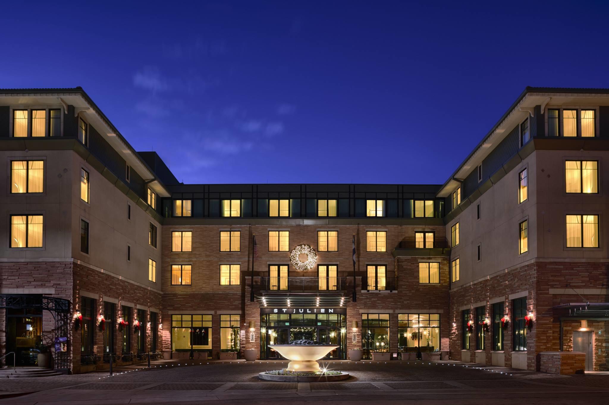 St. Julien Hotel & Spa - Exterior
