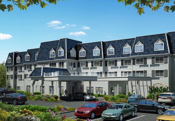 Courtyard By Marriott Lenox Berkshires - Lenox, MA 01240 - (413)551-7700 | ShowMeLocal.com