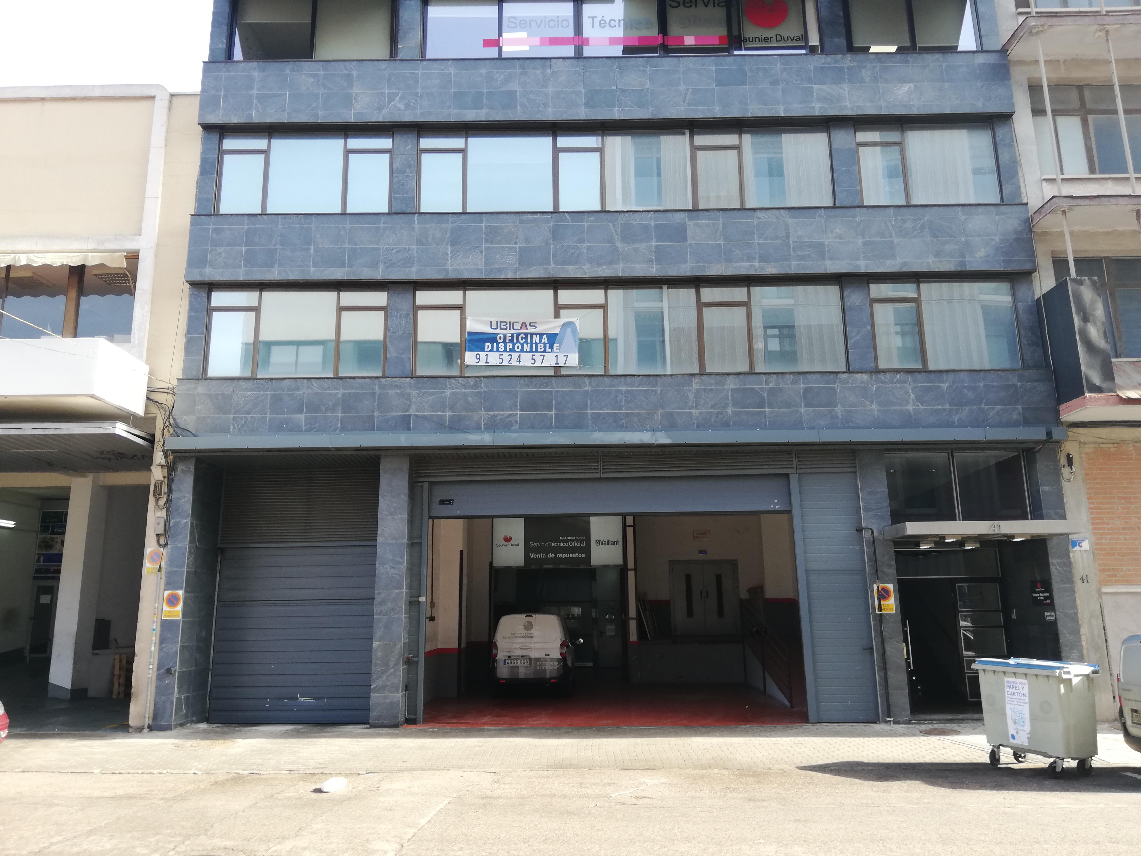 Servicio Técnico Oficial Saunier Duval, Ofisat Madrid