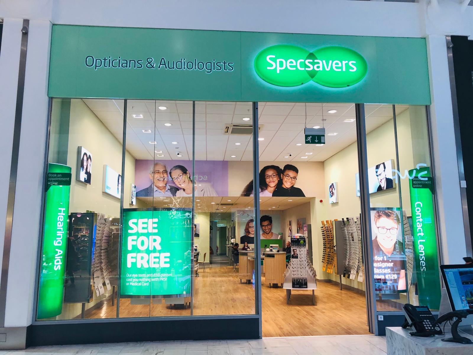 Specsavers Liffey Valley - Dublin