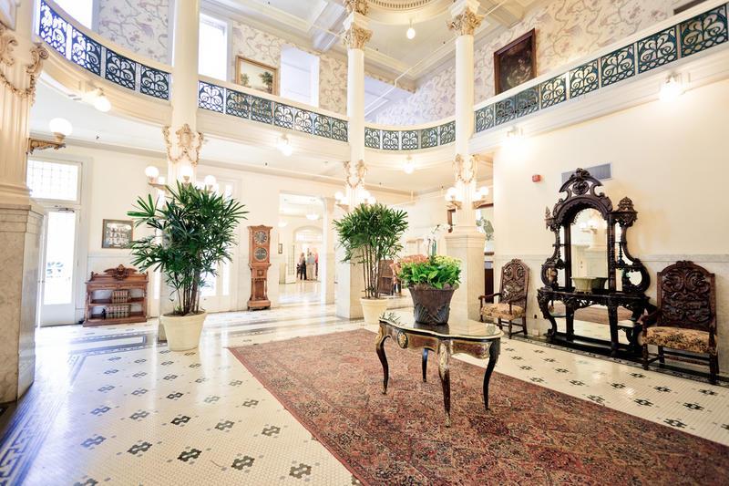 The Menger Hotel In San Antonio Tx 78205
