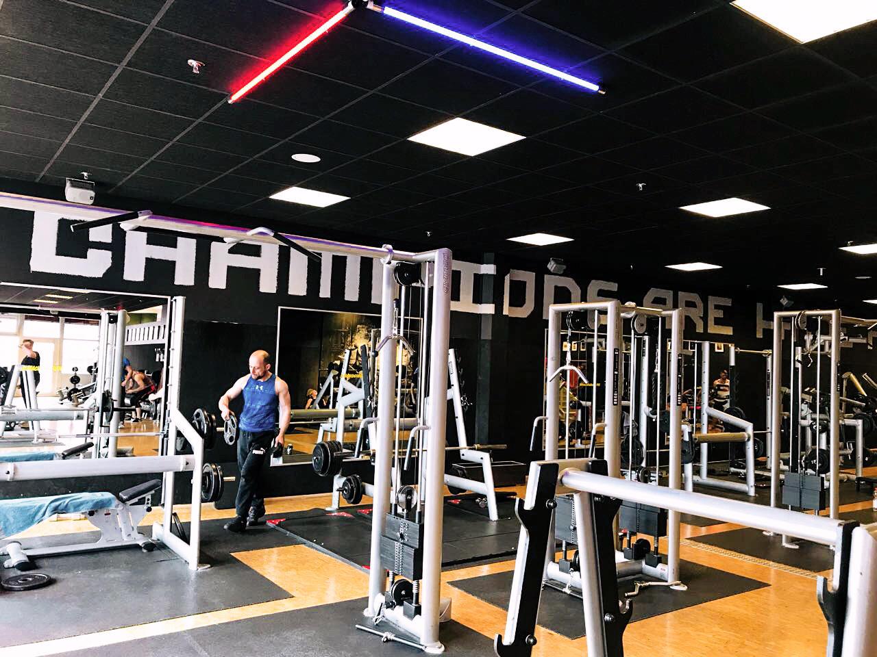McFIT Fitnessstudio