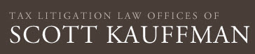 Tax Litigation Law Office of Scott Kauffman