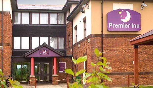 Premier Inn Livingston M8 Jct3