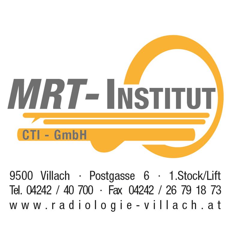 Logo von MRT Institut  CTI GmbH