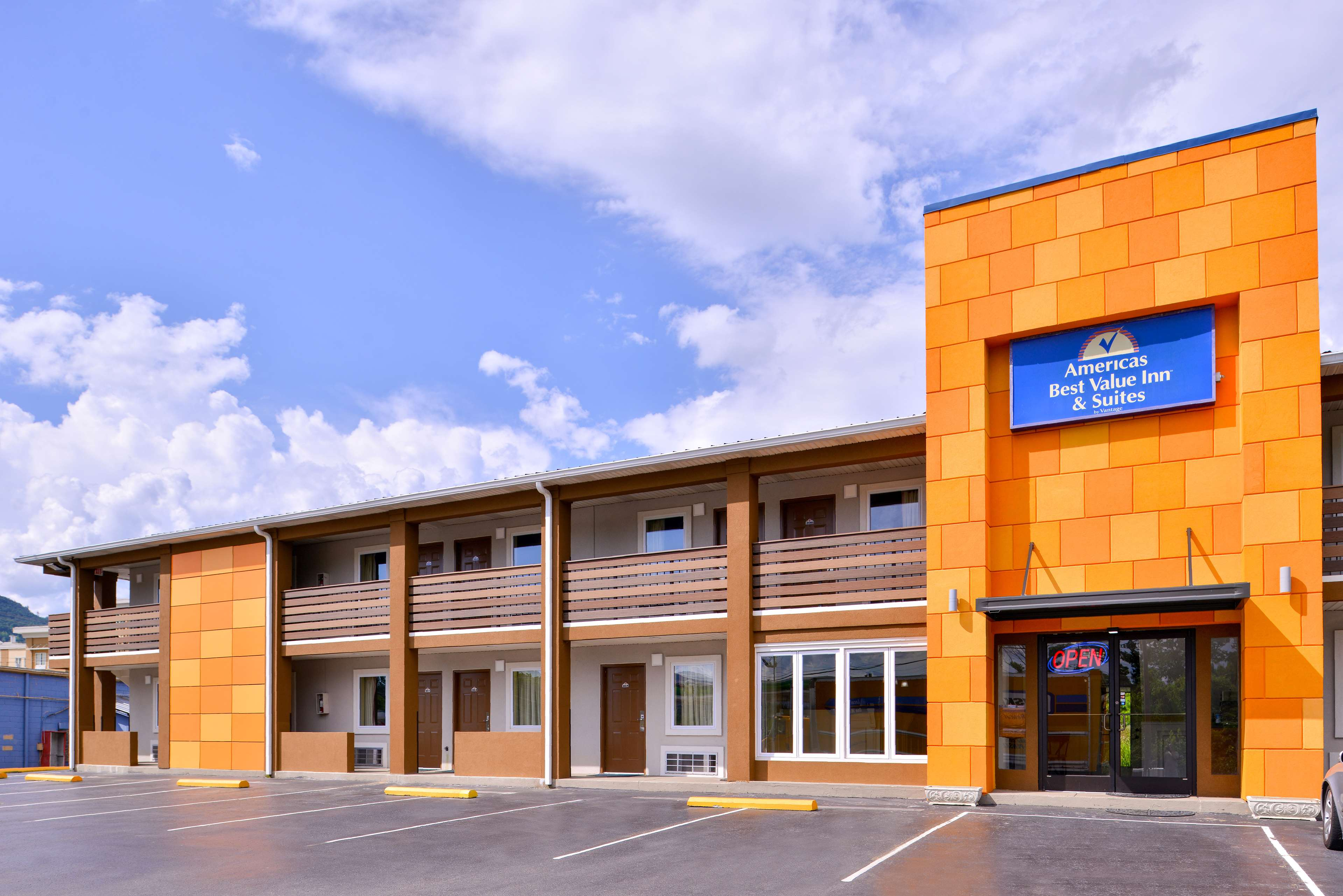 Americas Best Value Inn And Suites Lookout Mountain West