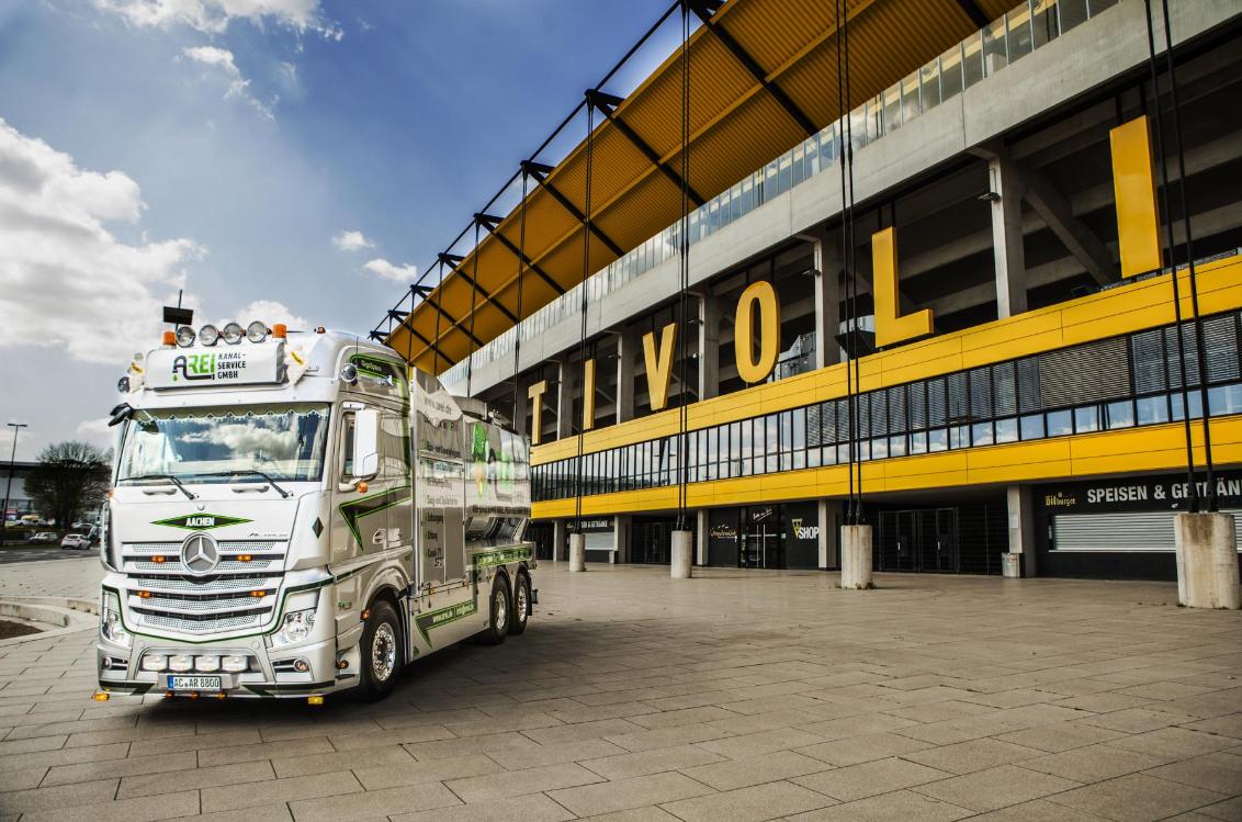 Kanalreinigung Dortmund   AREI