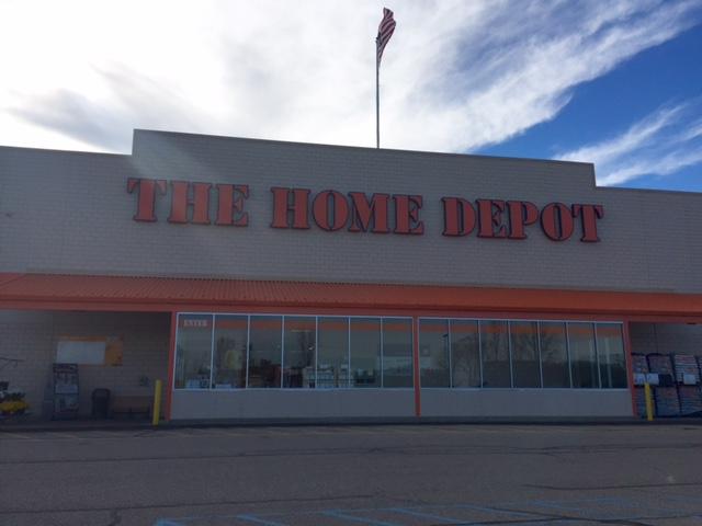 Home Depot Ludington Store