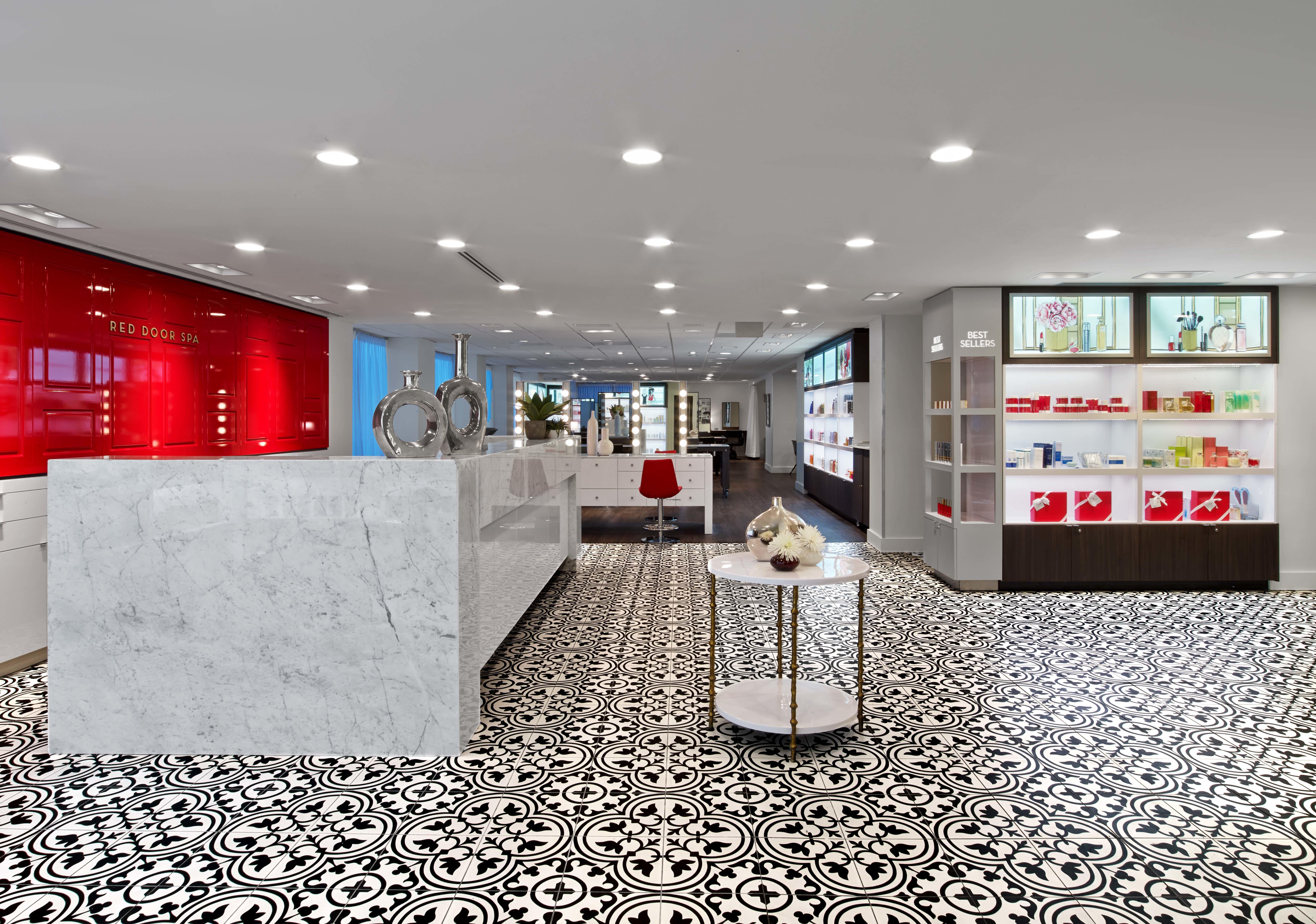 The red door salon spa washington dc dc for Salon spa 2