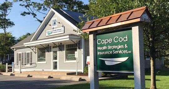 Cape Cod Wealth Strategies & Insurance Services, LLC - South Yarmouth, MA 02664 - (508)776-1168   ShowMeLocal.com