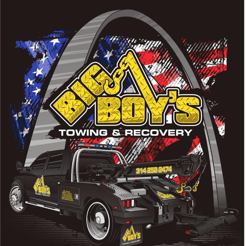 Big boy 39 s towing recovery pacific missouri mo for Motor vehicle crashes cost american