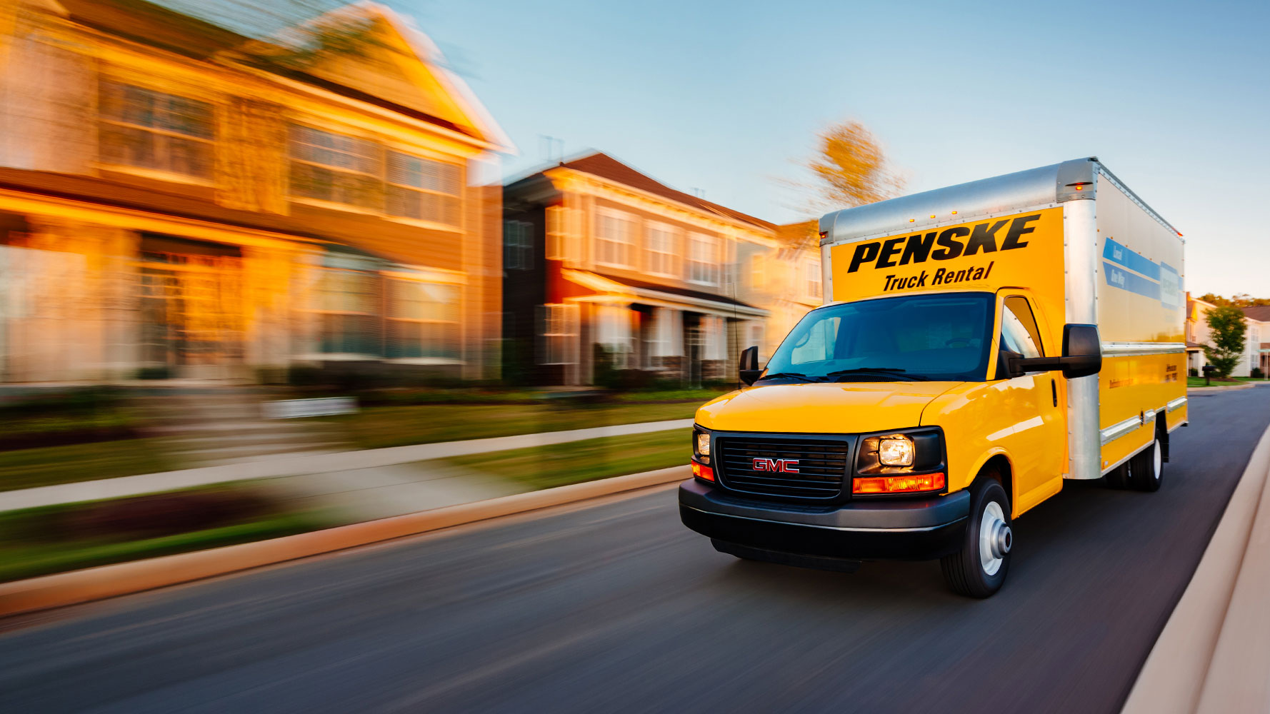 Penske Truck Rental - Closed
