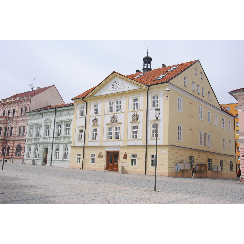 Jirkov - městský úřad