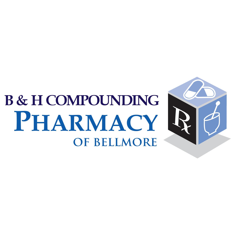 Pharmacy in NY Bellmore 11710 B & H Compounding Pharmacy 2640 Merrick Road  (516)785-4774