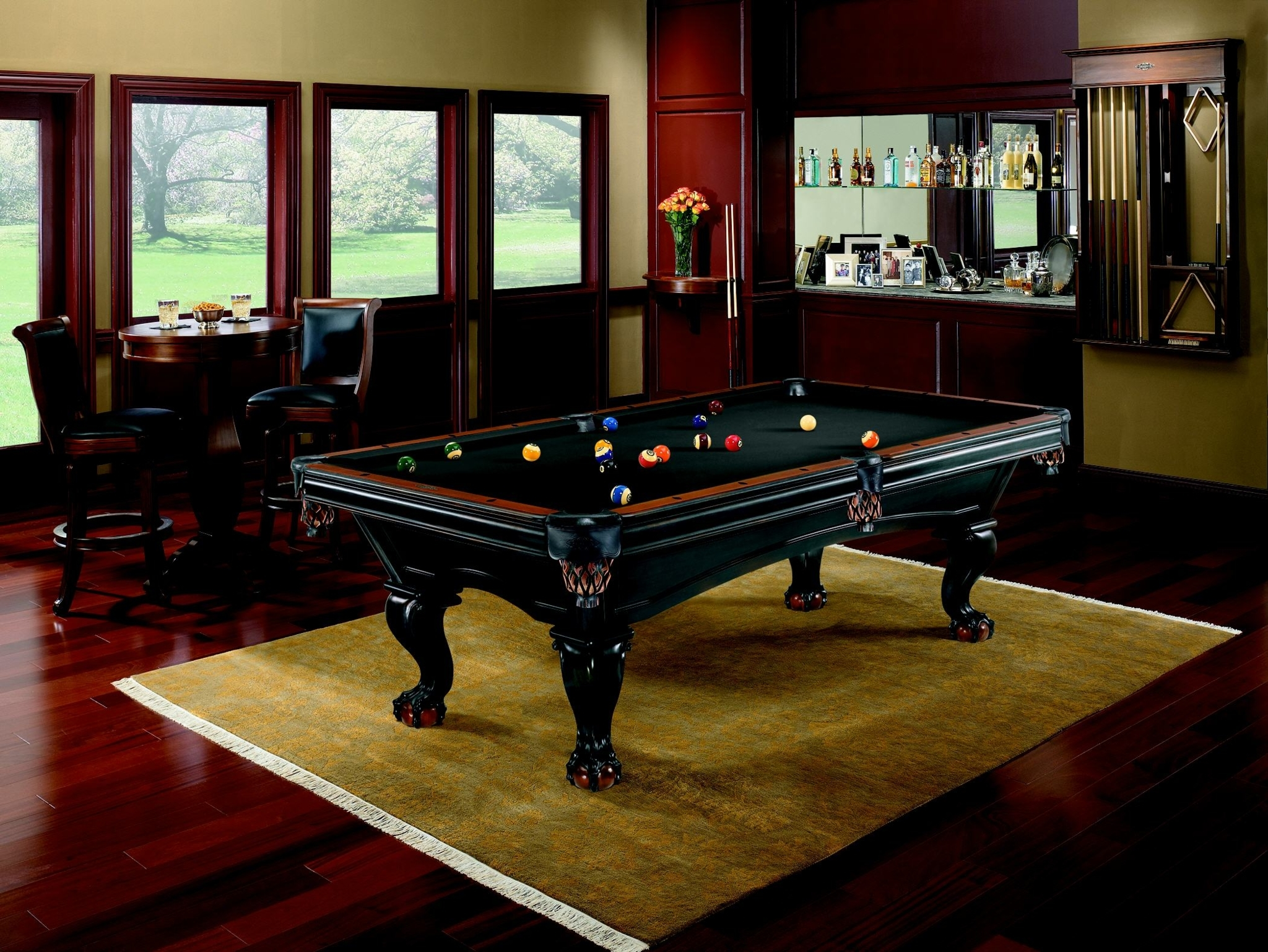 Classic Games & Billiards