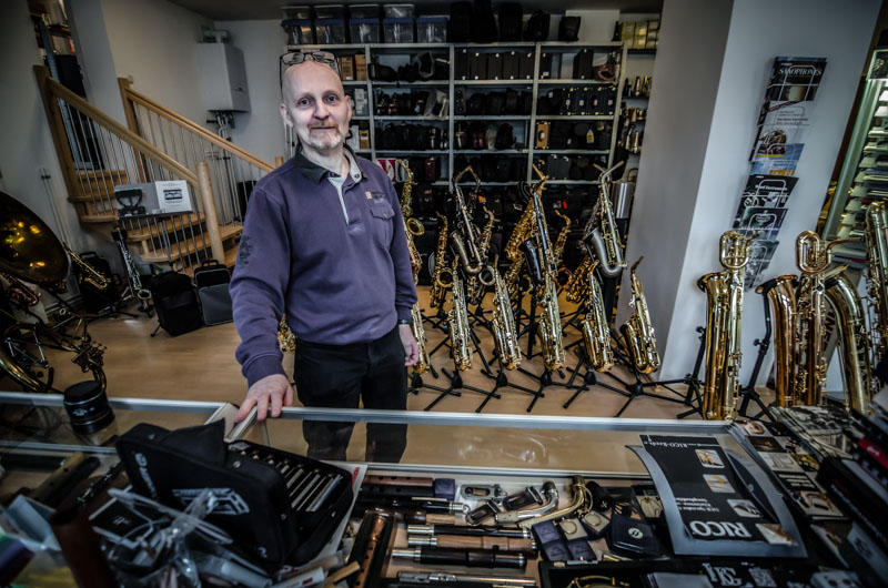 Kundenbild klein 3 Hanno Braun Holz- und Blechblasinstrumente