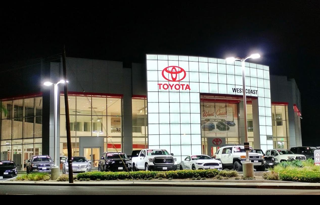 Toyota Near Long Beach Ca