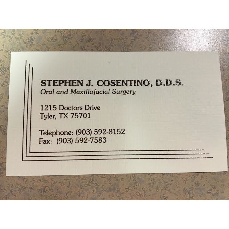 Dr Stephen Cosentino DDS - Tyler, TX - Dentists & Dental Services