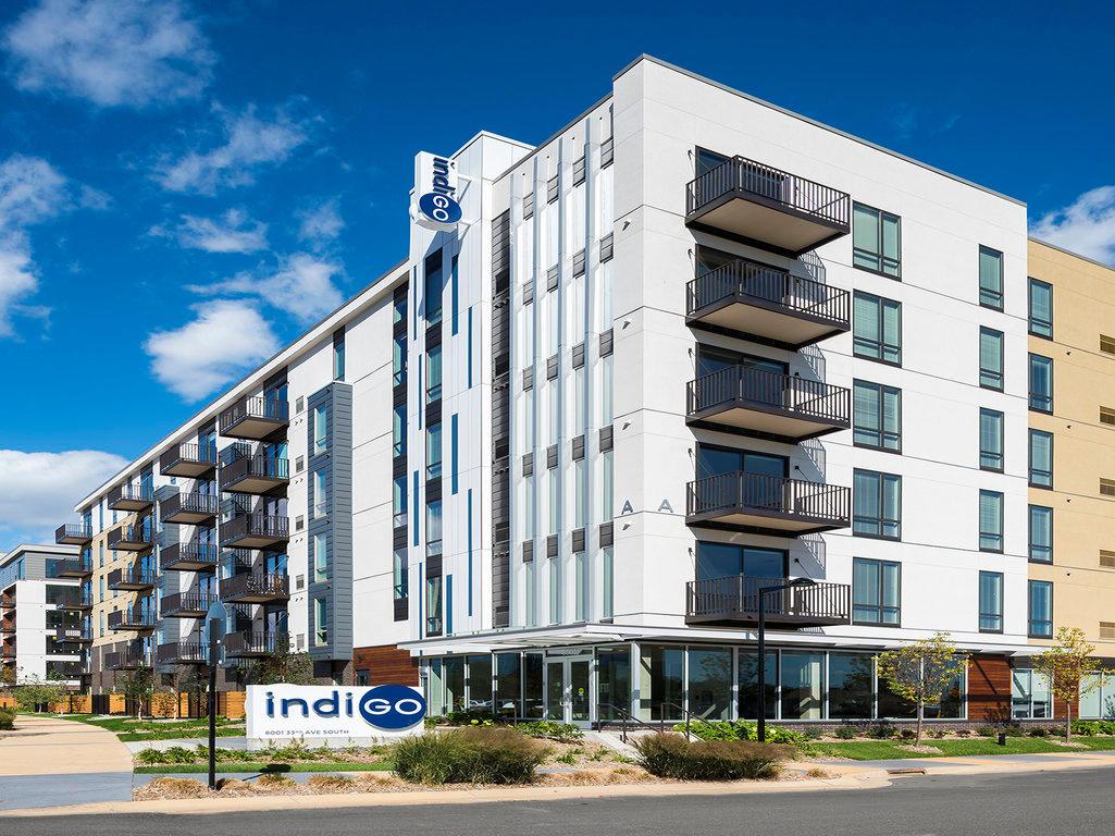 Indigo Apartments Bloomington Minnesota Mn