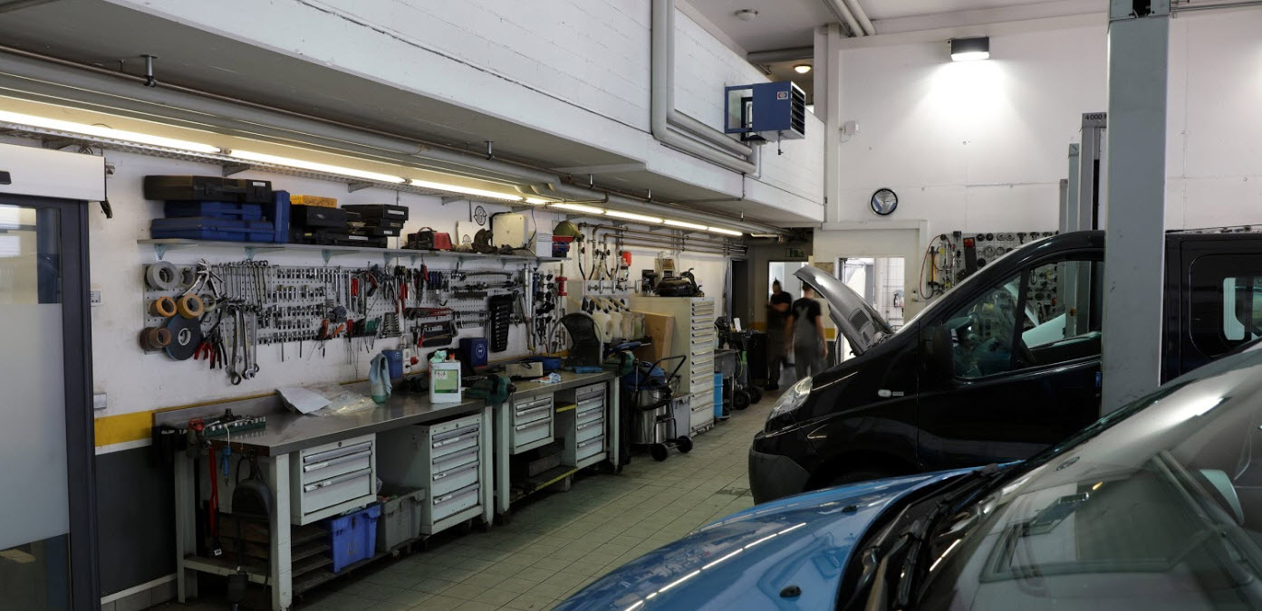 Touring-Garage Luggen AG