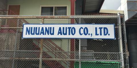 Napa Auto Parts Hawaii Sand Island