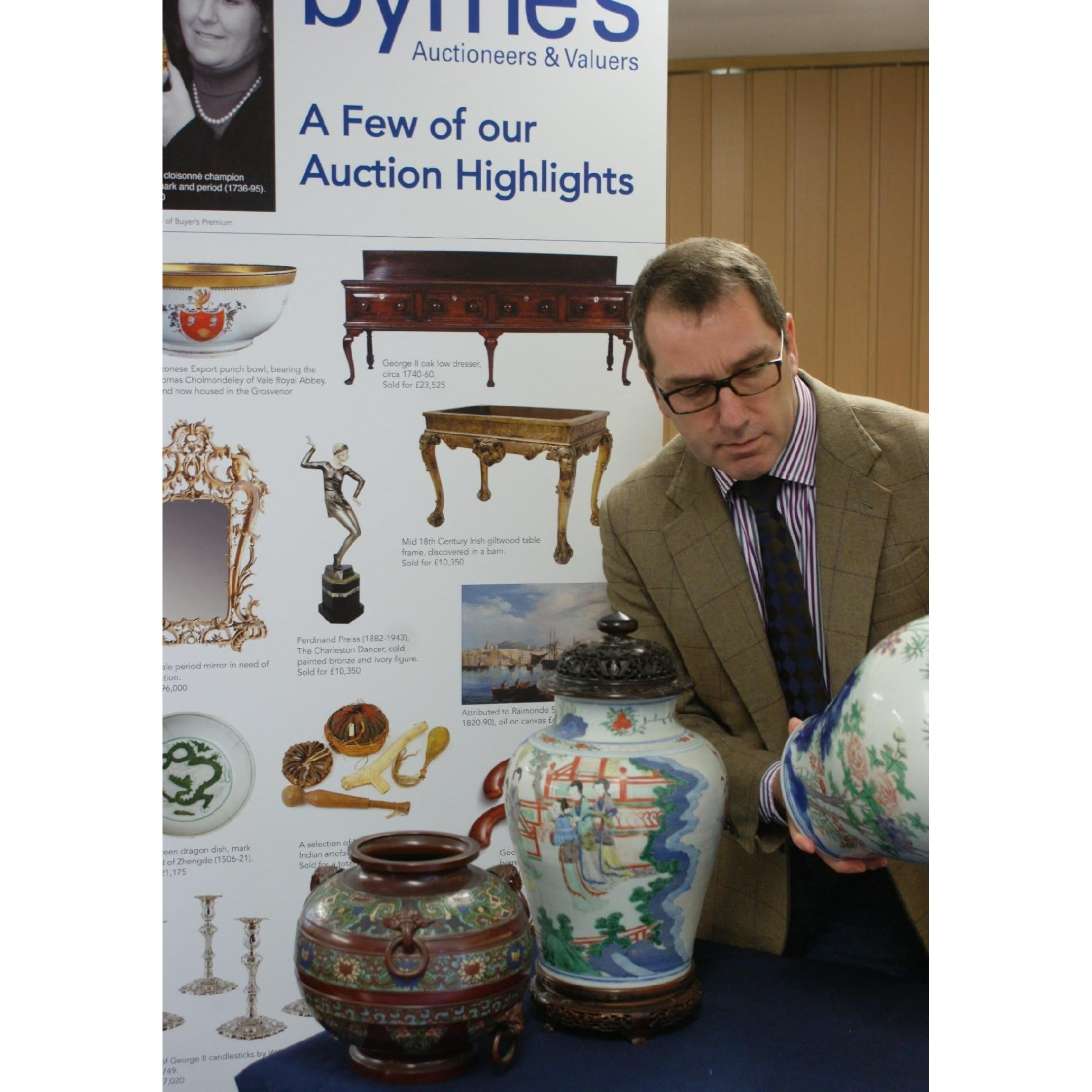 Byrne's Auctioneers & Valuers - Chester, Cheshire CH4 8RD - 01244 681311 | ShowMeLocal.com