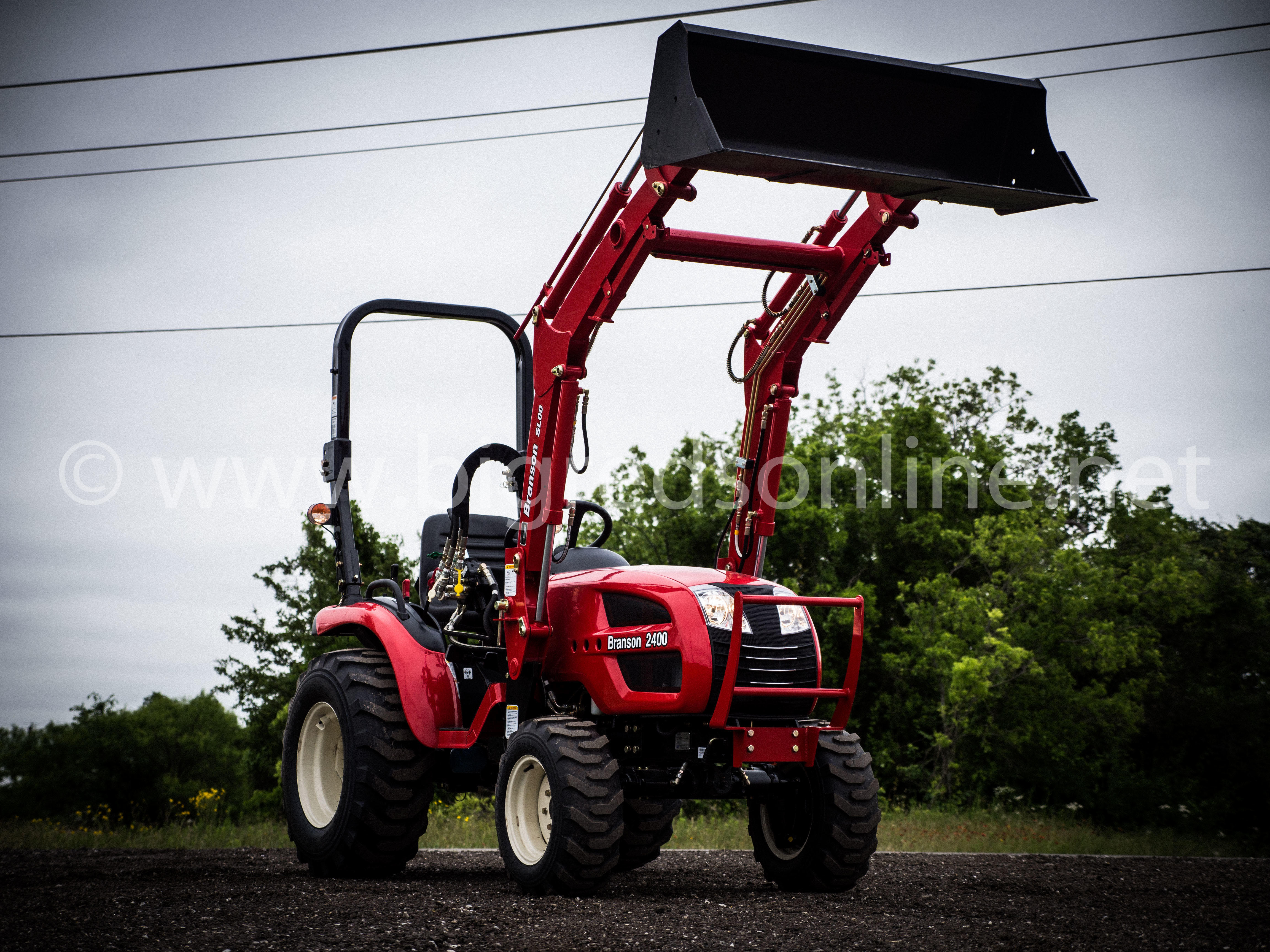 Big Red's Equipment Sales - Farm Equipment & Machinery