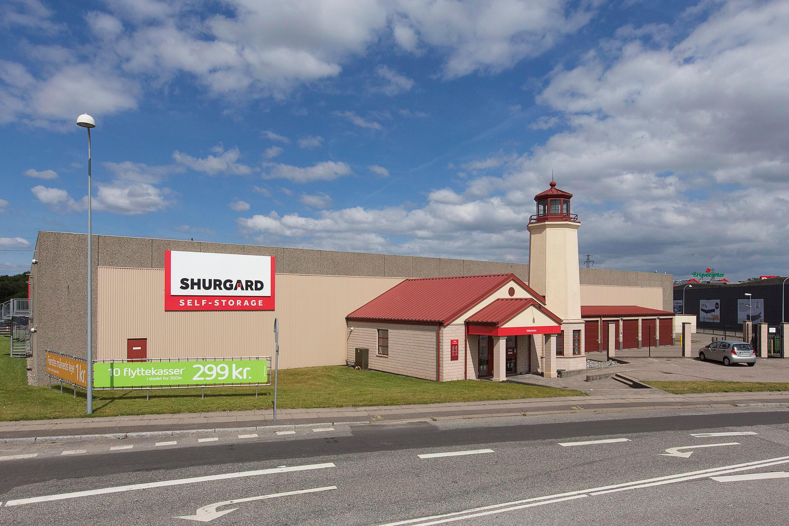 Shurgard Self Storage Ishøj