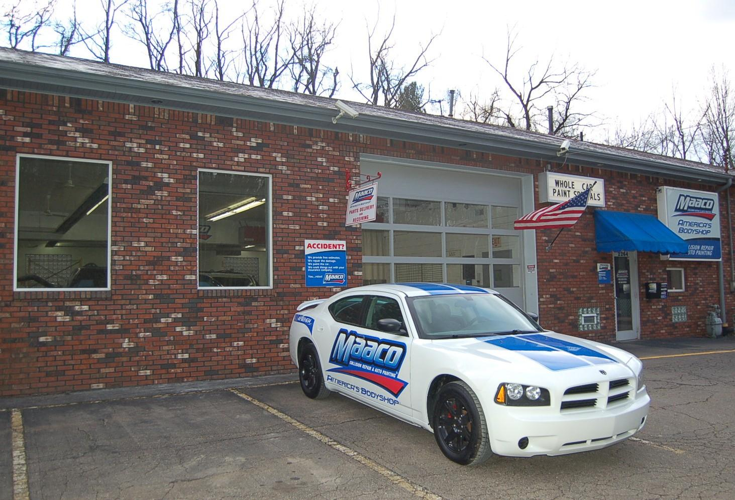 Maaco Collision Repair & Auto Painting Coupons Monroeville ...