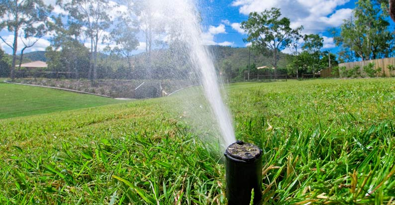 A lush lawn can drastically improve the property value of your Lakeland, FL home, so our irrigation services are always worthwhile.