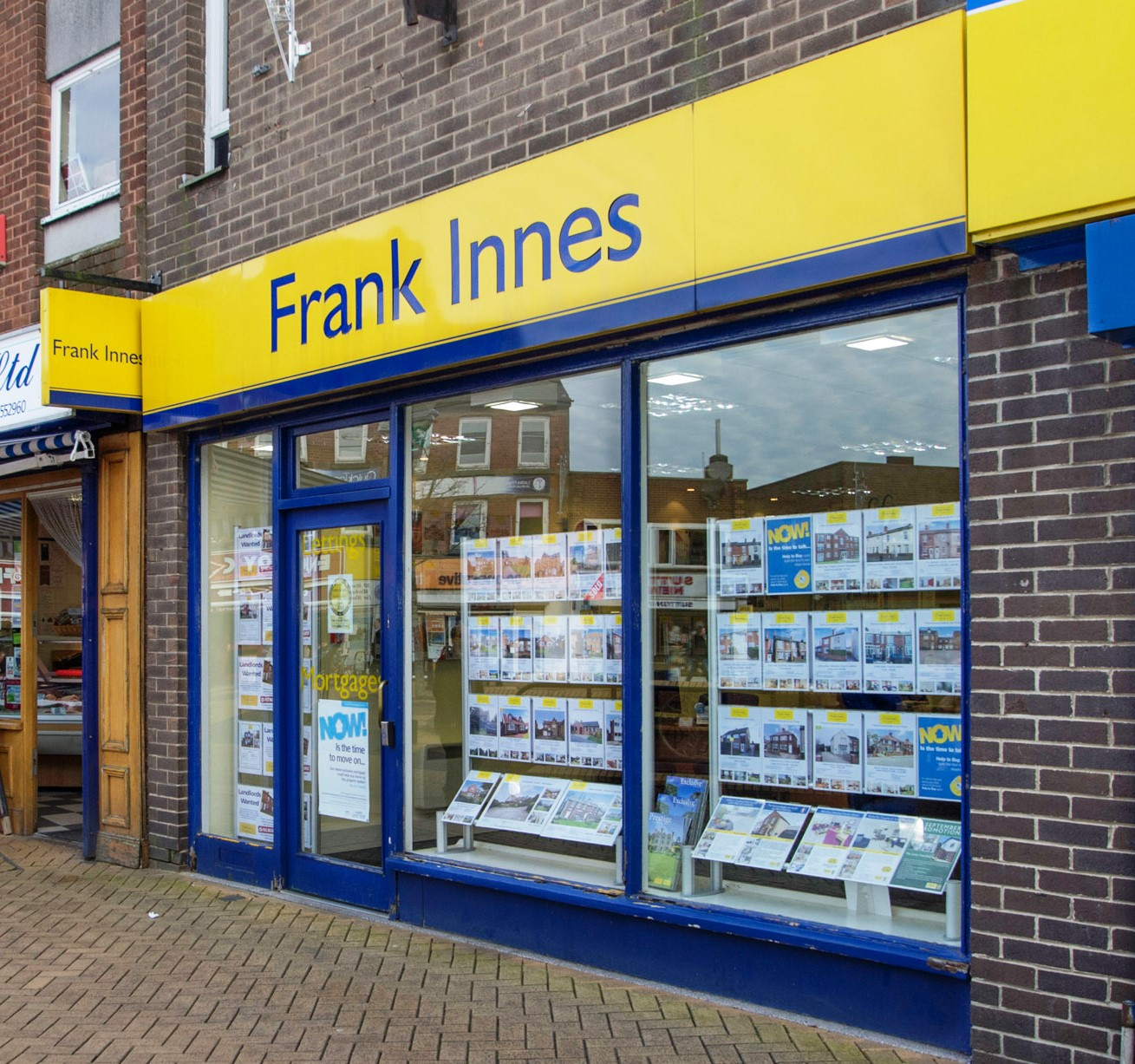 Frank Innes Estate Agents Sutton in Ashfield