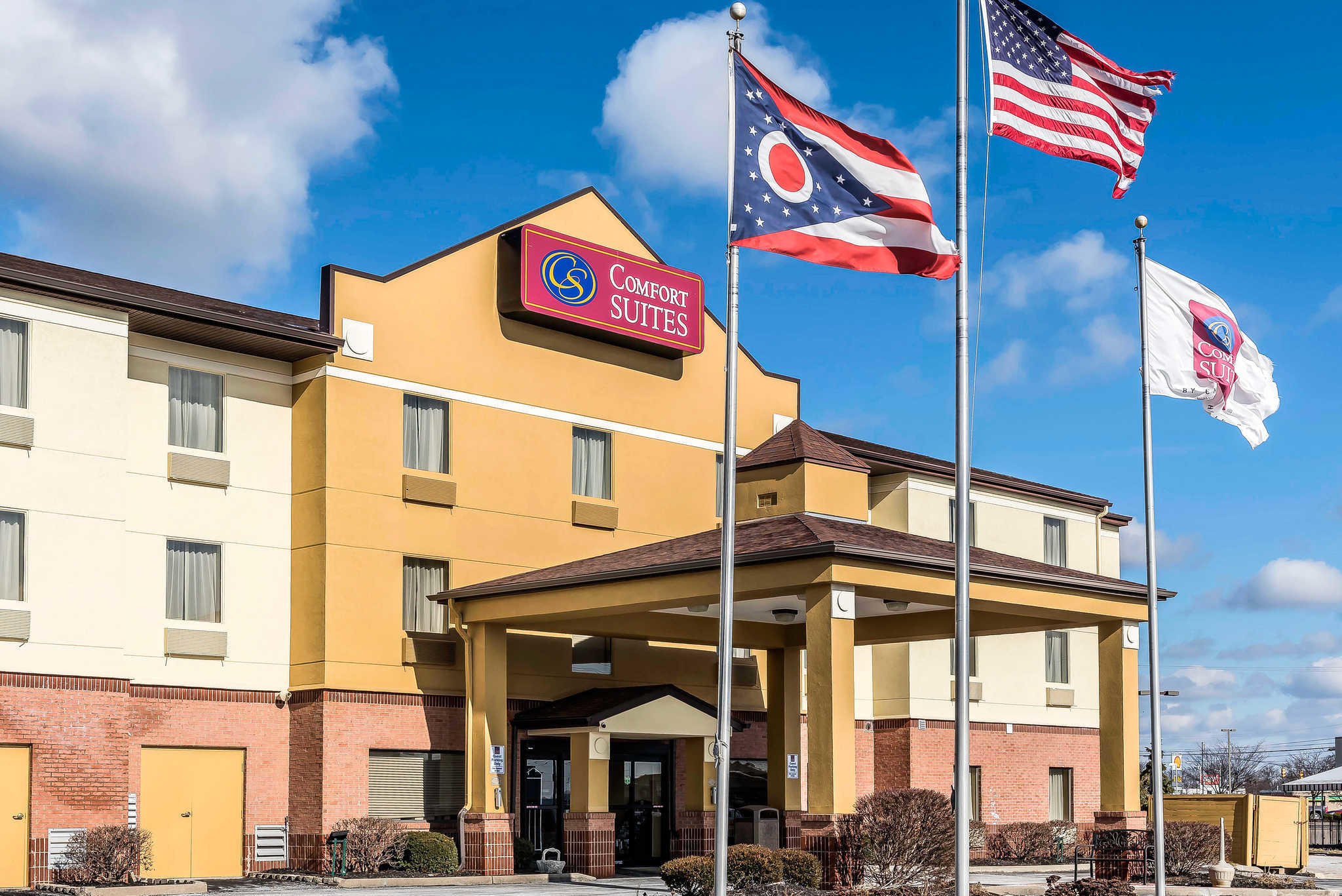 Dayton Airport Hotel Closed