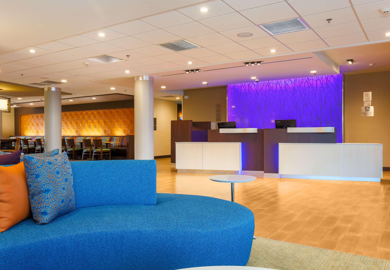 Fairfield Inn  U0026 Suites By Marriott Alexandria In