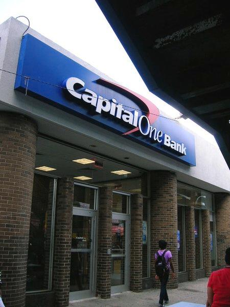 Capital One Bank Bronx (718)994-1900