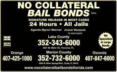 No Collateral Bail Bonds