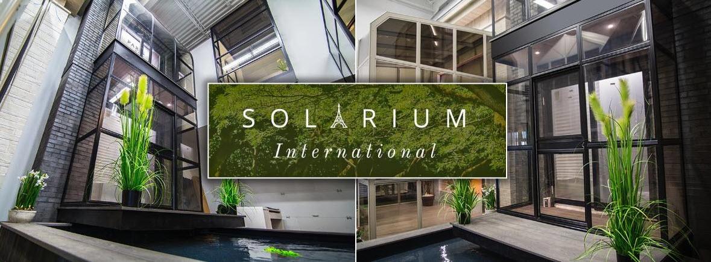 Solarium International à Terrebonne