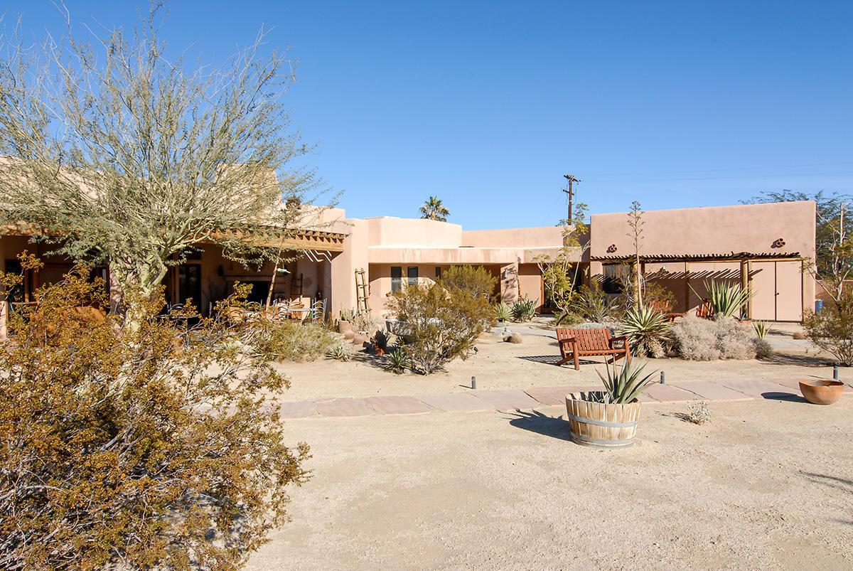 Borrego Valley Inn Borrego Springs California Ca