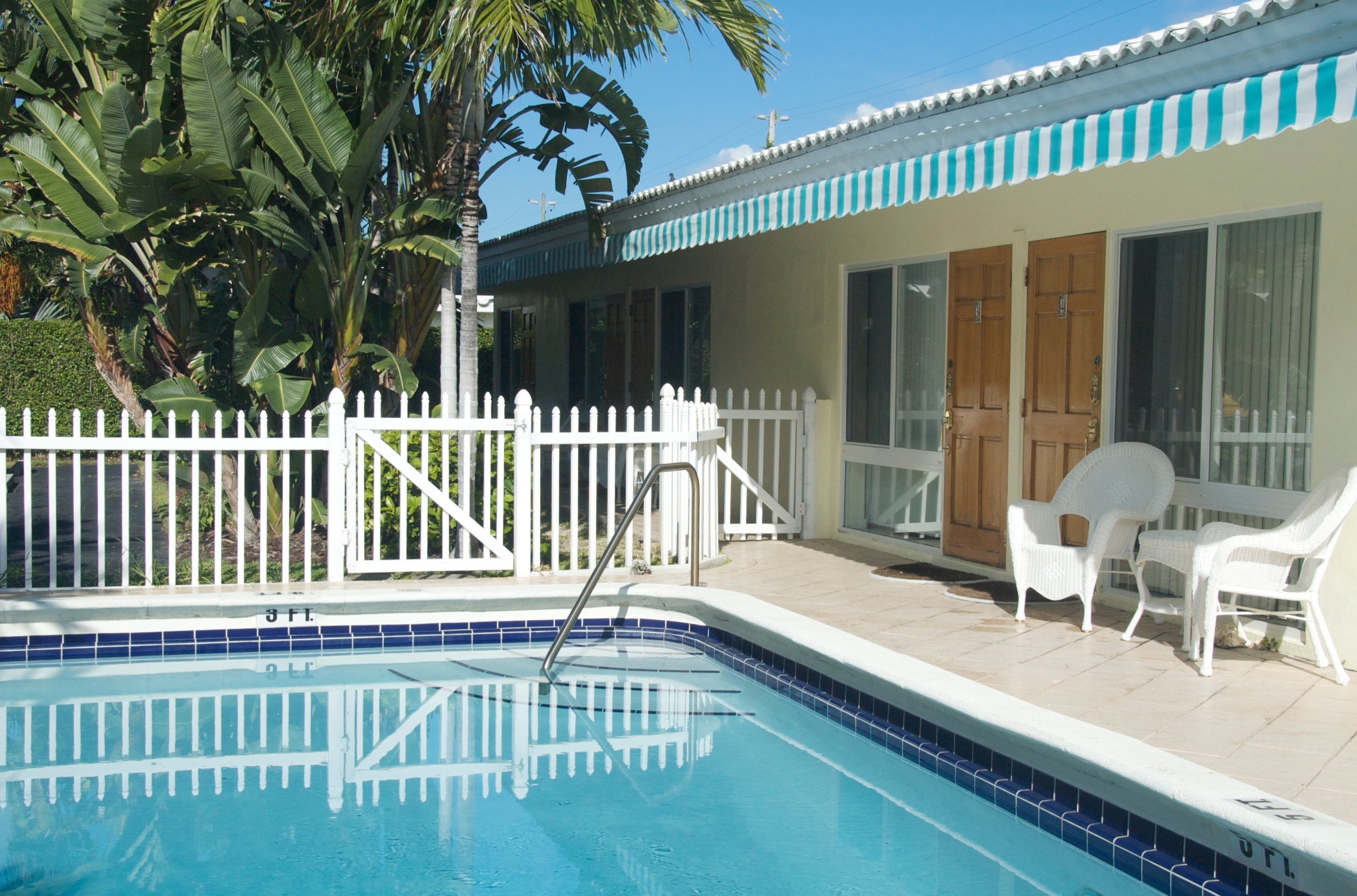 Small Motel In Pompano Beach Florida