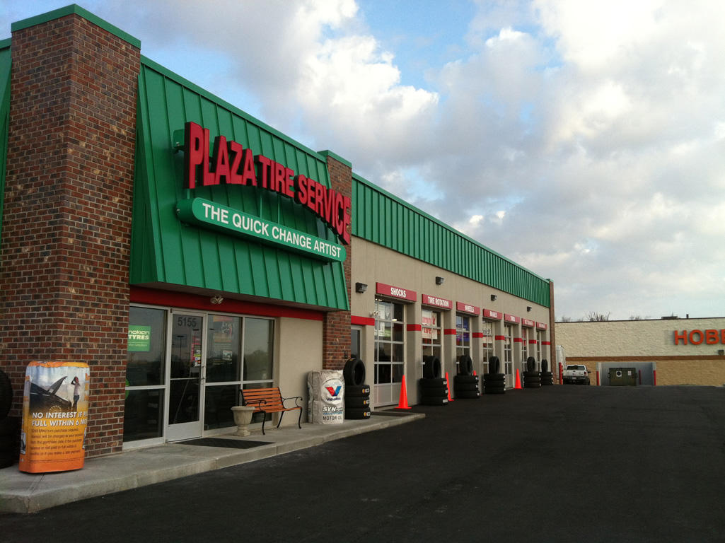 Plaza Tire Service Coupons near me in Paducah, KY 42001 ...