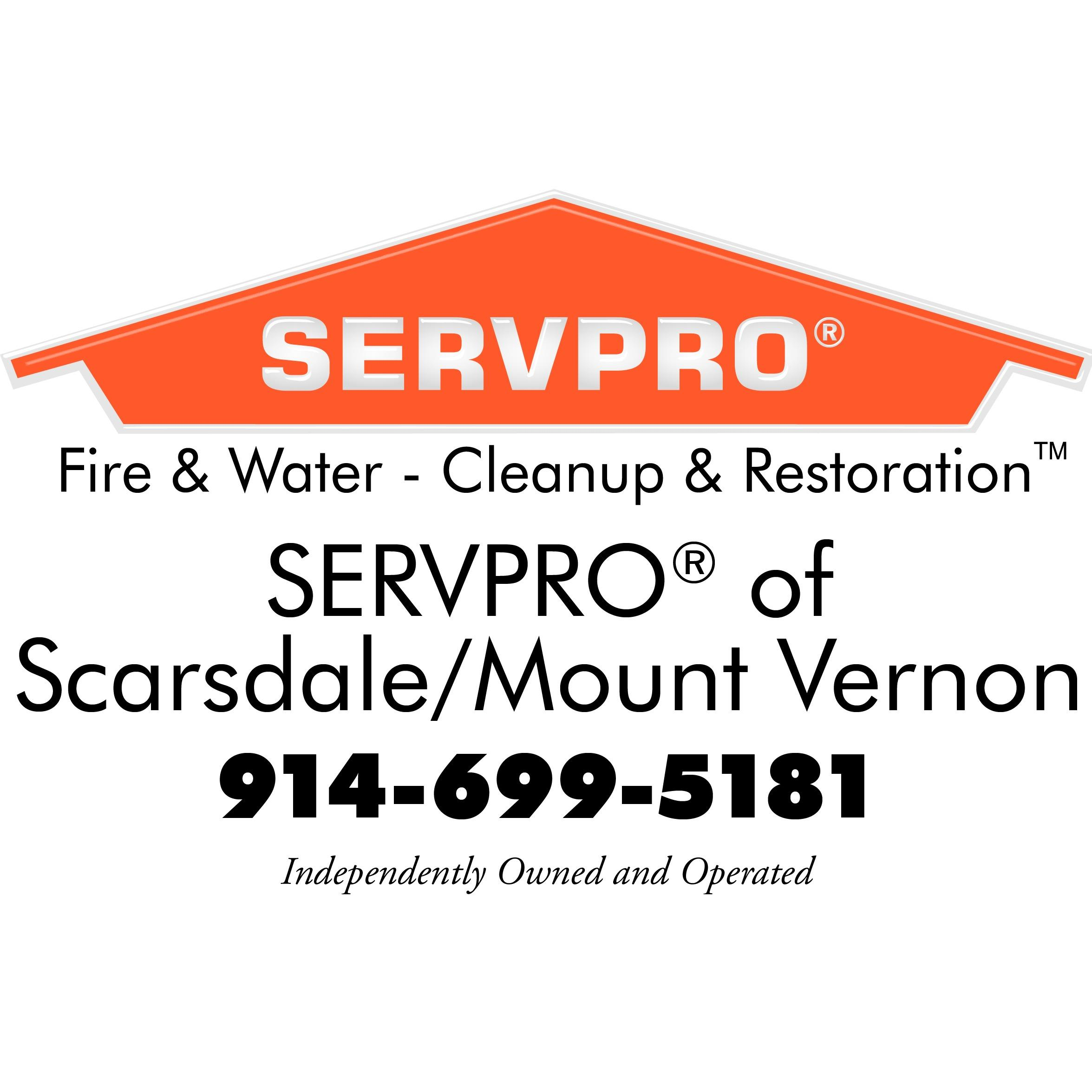 SERVPRO of Scarsdale / Mount Vernon